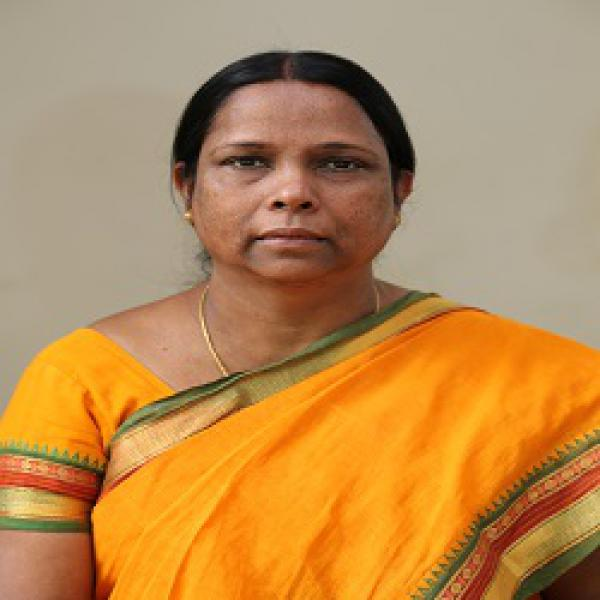 Dr. Jhansi Rani, Head, Principal Scientist