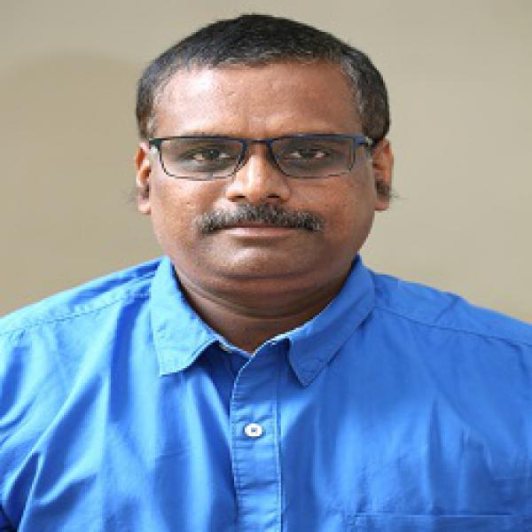 Dr. M. Srinivas Prasad, Head, Principal Scientist